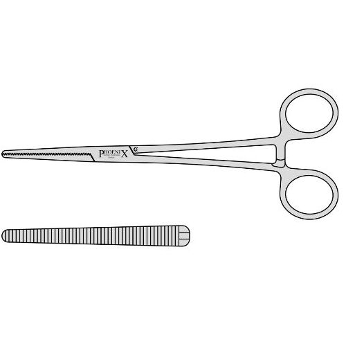 Rochester Pean Artery Forceps With Box Joint 140mm Straight (Pack of 10)