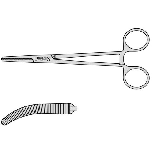 Spencer Wells Artery Forceps With Box Joint 200mm Curved