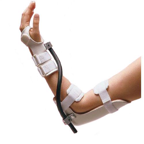 Rolyan Pronation/Supination Dynamic Splinting Wrist Component (Small ...