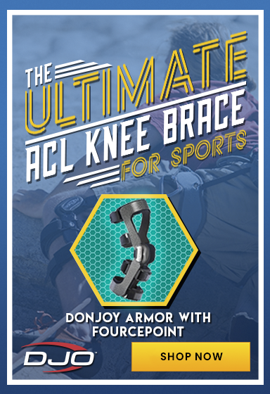 Donjoy Armor – The ULTIMATE ACL Knee Brace