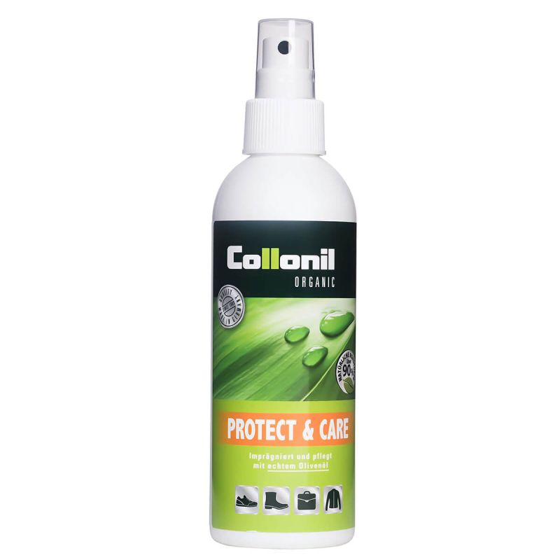 Collonil Organic Protect and Care Waterproofing Spray for Leather