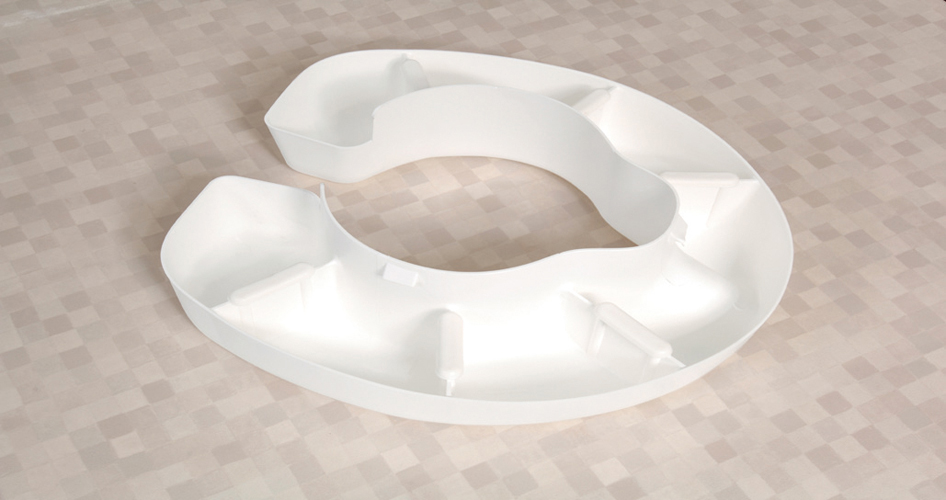 Novelle Clip On Raised Toilet Seat Health And Care