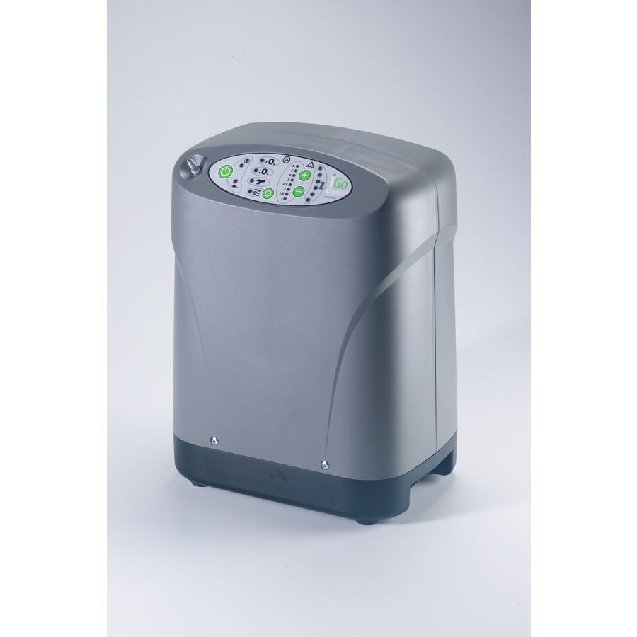 IGO Portable Oxygen Concentrator :: Sports Supports