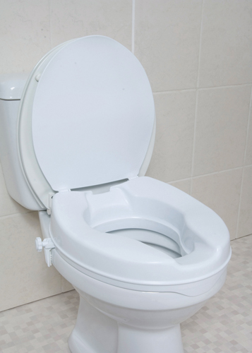 Raised Toilet Seat With Lid 50mm 2 Quot Sports Supports