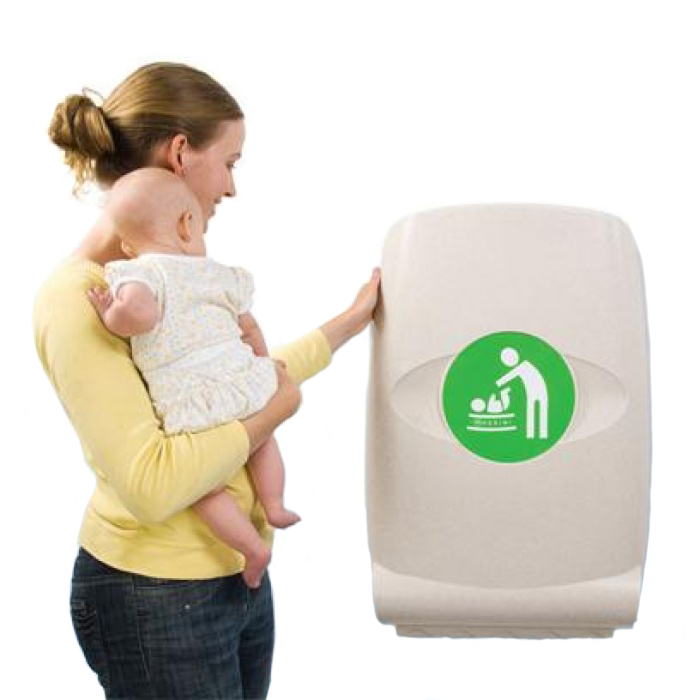 7857c094ce2e Magrini Vertical Wall Mounted Baby Changing Unit :: Sports Supports ...