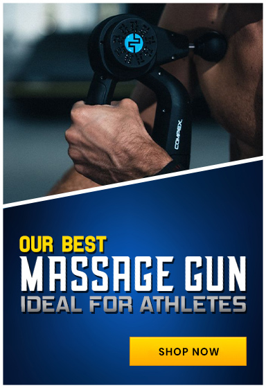 Learn About the Compex Fixx 1.0 – Our Best Massage Gun