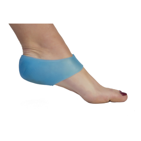 d98c642703 Pro11 Soft Silicone Gel Heel Sleeves :: Sports Supports | Mobility ...