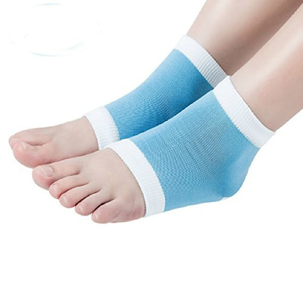 a2d056dbcb Pro11 Universal Gel Heel Protection Socks :: Sports Supports ...