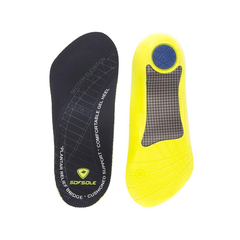e9f2026b3b Sof Sole Plantar Fasciitis Orthotic Insoles for Women :: Sports ...