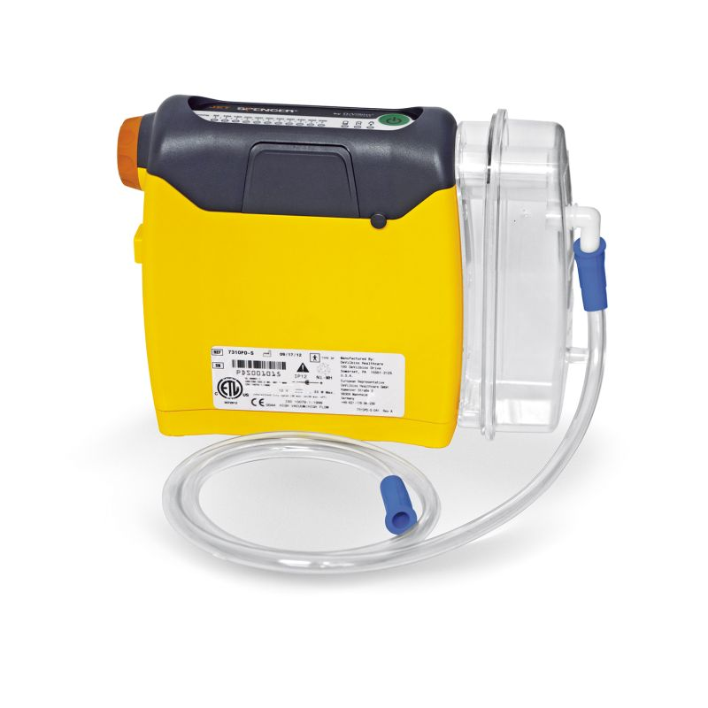 Spencer Jet Compact Suction Machine Sports Supports