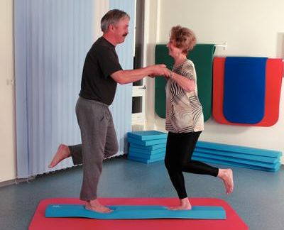 The Airex Balance Beam Is Great For A Range Of Therapy Applications