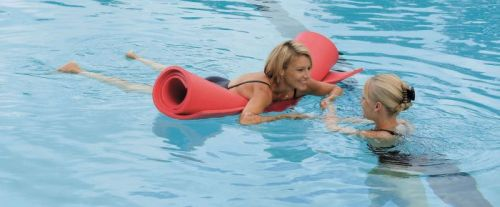 The Airex Corona Exercise Mat Is Great For A Range Of Environments, Even In The Water!