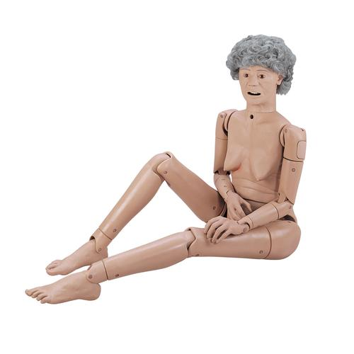 a0cae1a2dc Basic Geri Nursing Skills Elderly-Care Manikin :: Sports Supports ...