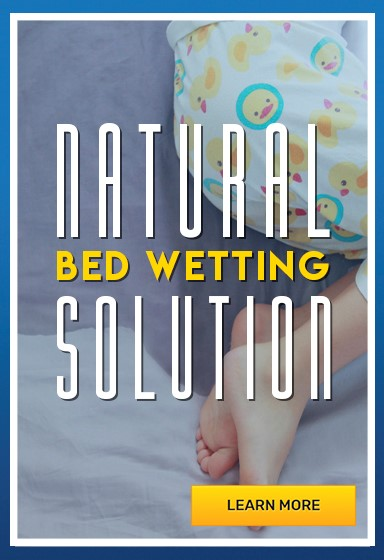 Natural bedwetting solution