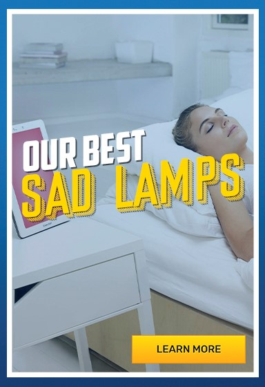 Learn About Our Best SAD Lights and Which One is Right for You