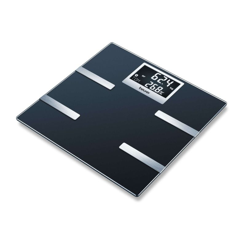 Beurer BF700 Diagnostic Bathroom Scale with Body Analysis App
