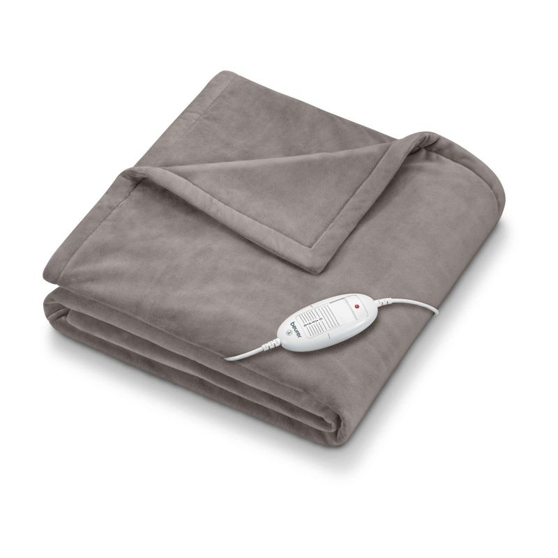 Beurer Hd 75 Cosy Heated Blanket Health And Care