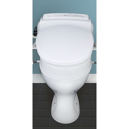 Cool Bio Bidet Toilet Seat Raiser 80Mm Spacer Caraccident5 Cool Chair Designs And Ideas Caraccident5Info
