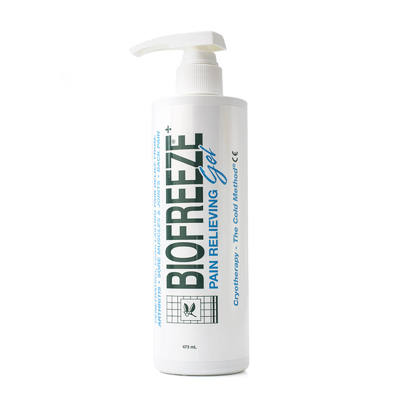 57ce0706a Biofreeze Pain Relieving Gel - 473ml (16oz) Pump    Sports Supports ...