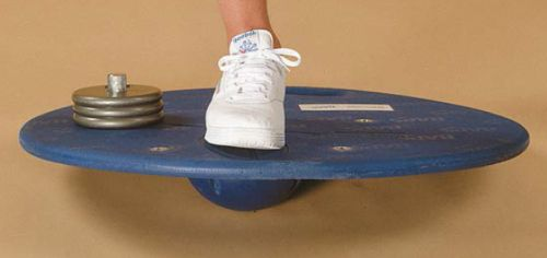 The Biomechanical Ankle Platform System (BAPS) Board Is Ideal For Clinical Use