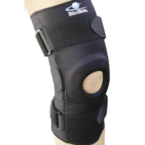 8a9814e88e BioSkin Hinged Knee Support :: Sports Supports | Mobility ...