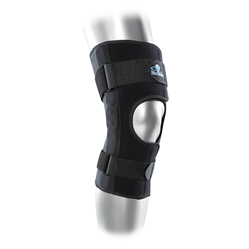 d3e2700770 BioSkin Hinged Knee Support with Front Closure :: Sports Supports ...