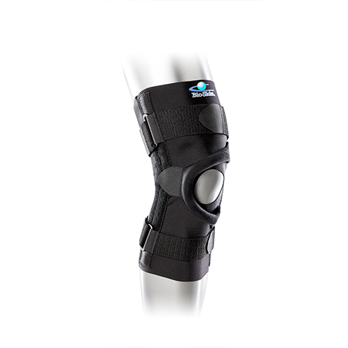 9a8e0baafc BioSkin Q Brace Front Closure Knee Support :: Sports Supports ...