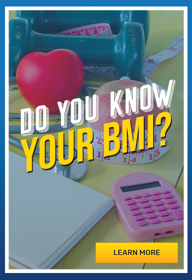 How do you calculate your BMI?