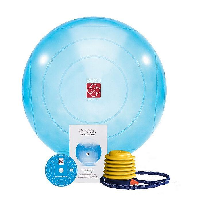 Bosu Ball Uk Stockists: BOSU Ballast Ball Mini :: Sports Supports