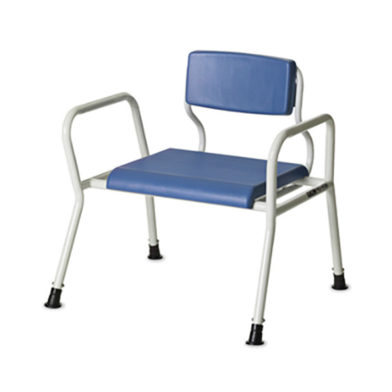 Bristol Maid Bariatric Shower Chair (610mm) :: Sports Supports ...