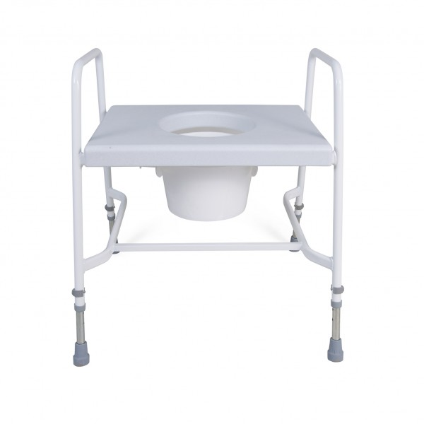 Cefndy Super Bariatric Raised Toilet Seat Sports Supports