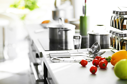 Kitchen safety aids to make cooking more convenient