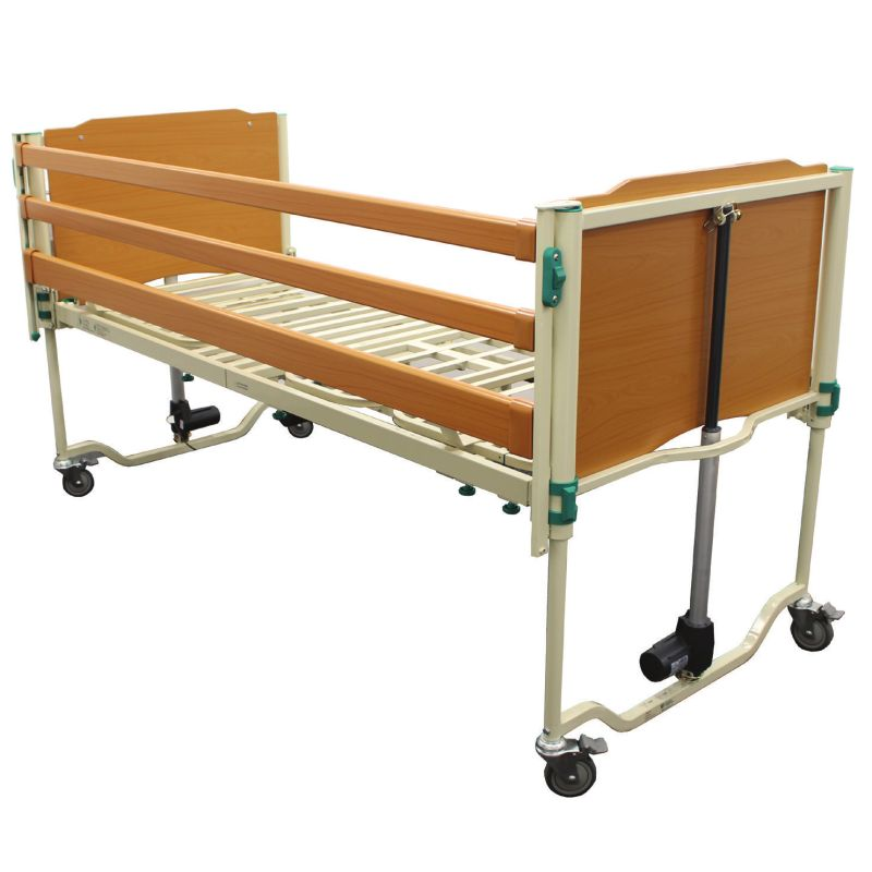 Cura Ii Community Bed Full Length Side Rails Sports Supports