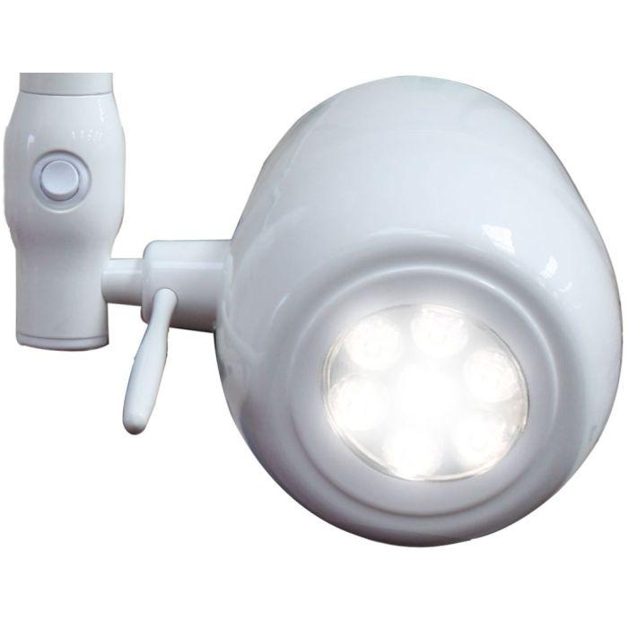 Daray x400 led wall mounted examination light sports supports daray x400 led wall mounted examination light aloadofball Image collections