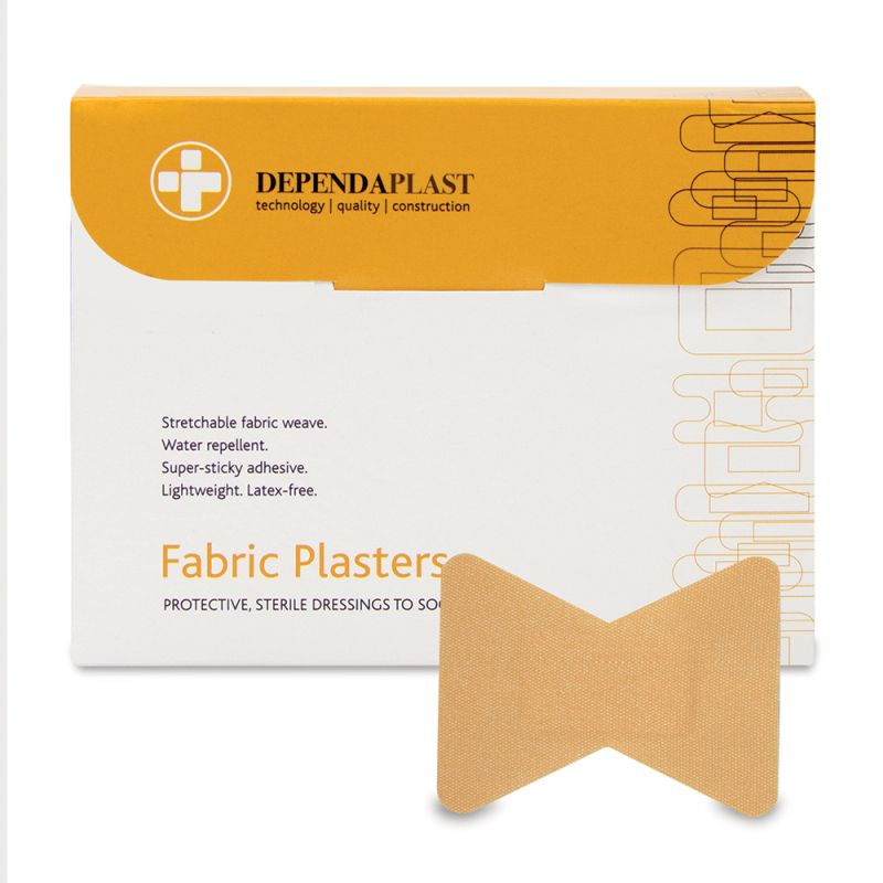 Dependaplast Advanced Fabric Plasters
