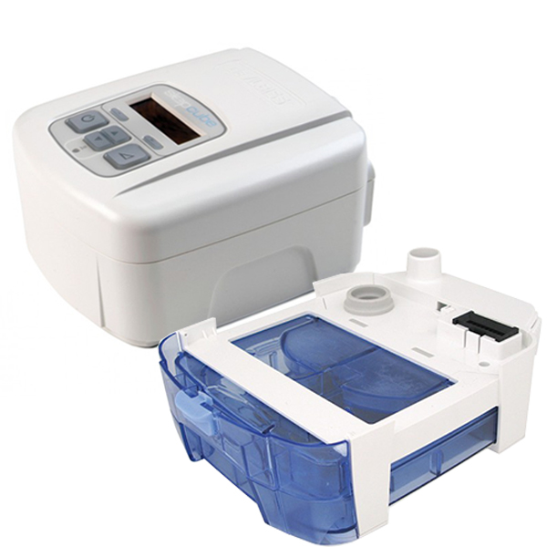 DeVilbiss SleepCube Standard Fixed Pressure CPAP Machine with Humidifier