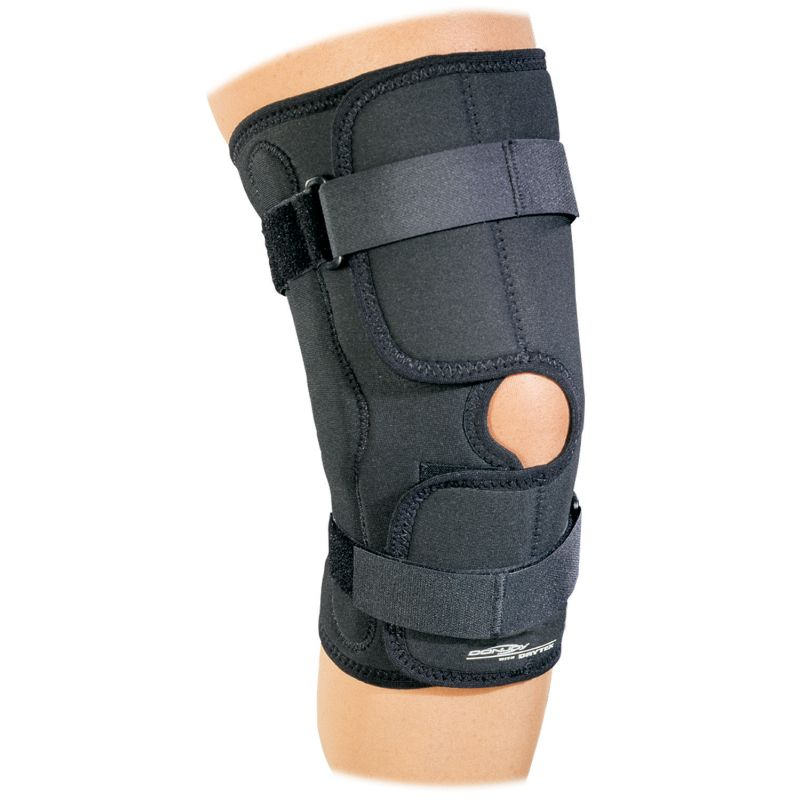 ea4a12bb4f Donjoy Sports Hinged Knee Brace Wraparound :: Sports Supports ...