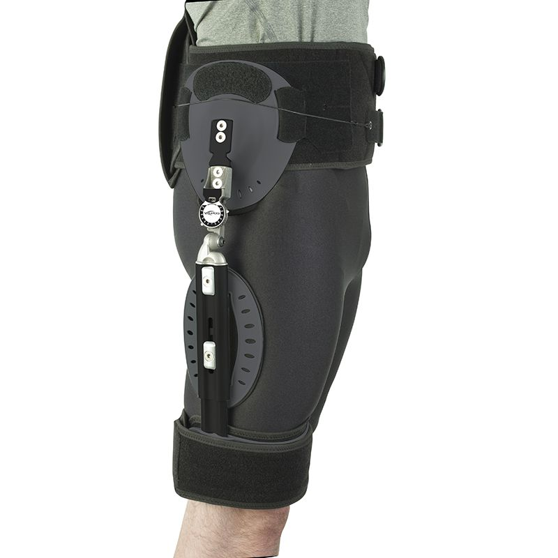 Donjoy X Act Rom Hip Orthosis Brace Sports Supports