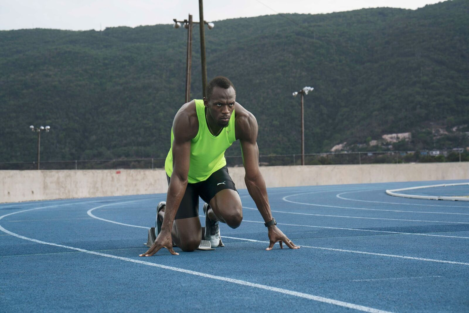 Enertor Insoles are Used and Endorsed by Usain Bolt