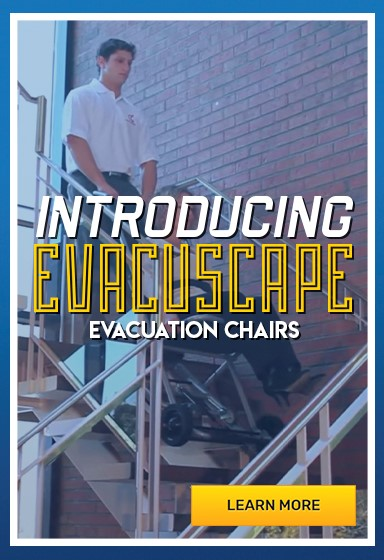 Learn About the Evacuscape Evacuation Chair Range