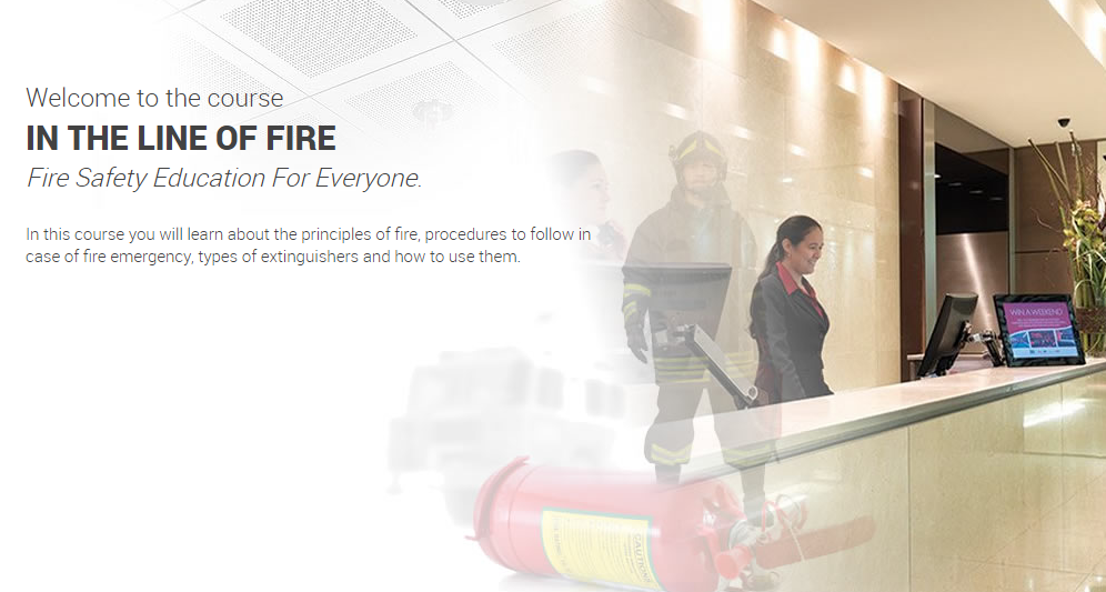 Fire Safety in Hotels Online Training