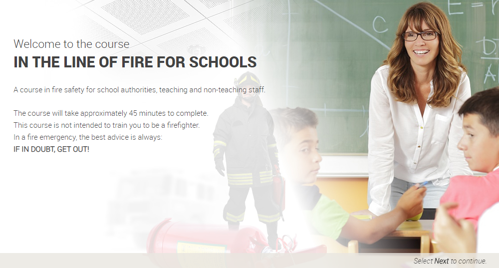 Fire Safety for Schools Introduction
