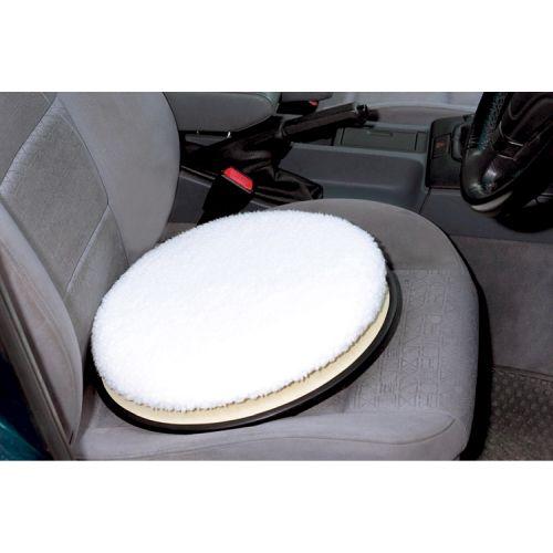 Fleece Revolving Seat Cushion