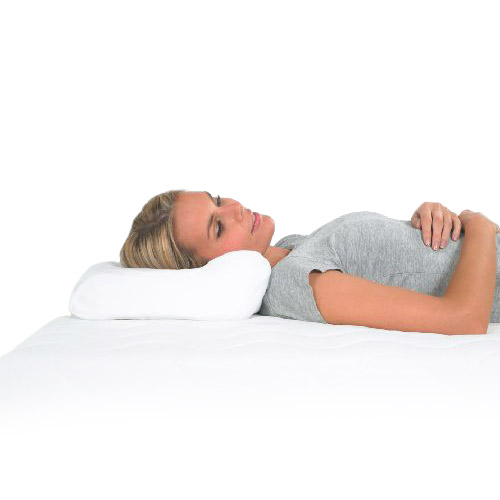Harley Original Contour Neck Support Pillow For Neck Pain
