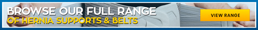 Shop Our Range of Hernia Supports and Belts