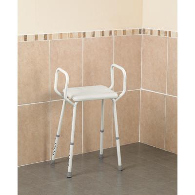 Homecraft Lightweight Perching Shower Stool Health And Care