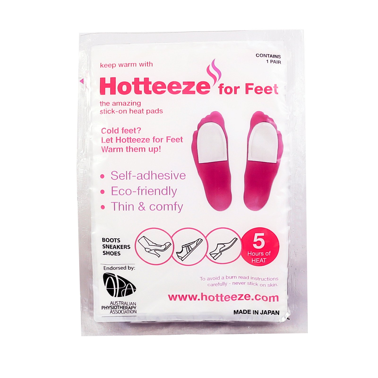 Hotteeze Foot Warmer