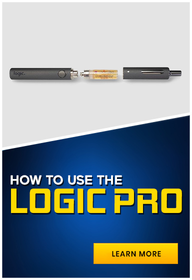 Learn How to Use the Convenient Logic Pro Vape Pen!