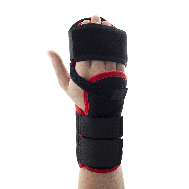 Instrinsic wrist brace for arthritis and post-surgical repair