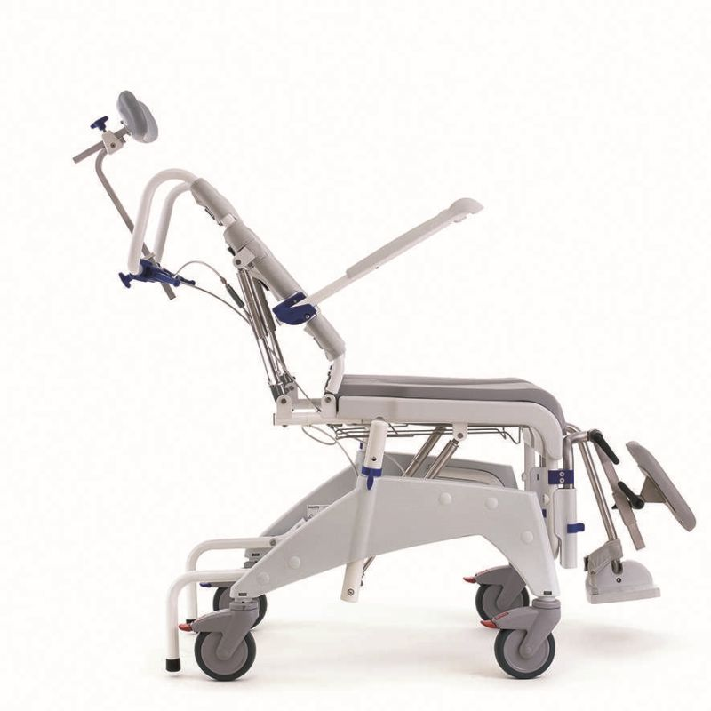 Invacare Aquatec Ocean Commode Chair Dual VIP :: Sports Supports ...